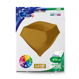 """15"""" Gem, Gema Satin Gold 4d (38cm) (minimo 3 unid)"""
