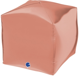 "15"" Cubo, Rose Gold 4d (38cm) (minimo 3 unid)"