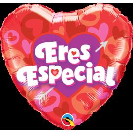 """18"""" Eres Especial (Minimo 3 unid)"""