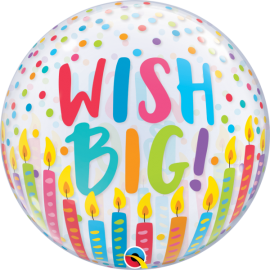"22"" Wish Big (Minimo 3 unid)"