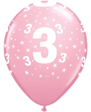 3-A-Round Pink