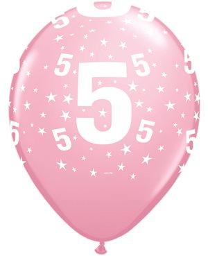5-A-Round Pink