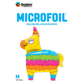 "34"" Rainbow Piñata (01ct) Minimo 3 unid"