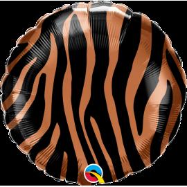 "18"" Tiger Stripes Pattern (01ct) Minimo 3 unid"