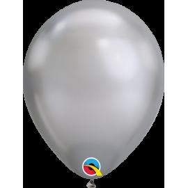 """7"""" Chrome Silver (100unid) (Cromado Plata)"""