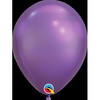 """7"""" Chrome Purple (100unid) (Cromado Purpura)"""