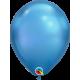 """7"""" Chrome Blue (100unid) (Cromado Azul)"""