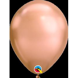 "7"" Chrome Chriome Rose Gold (100unid) (Cromado Rosa Oro)"