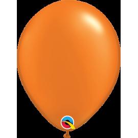 """11"""" Prl Mandarin Orange (100ct) Perlado Mandarina Naranja"""