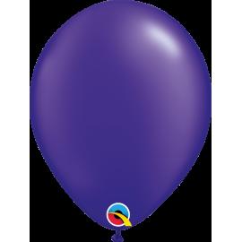 """11"""" Prl Quartz Purple (100ct) Perlado Purpura"""