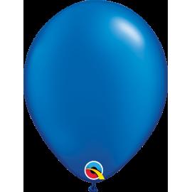 """11"""" Prl Sapphire Blue (100ct) Perlado Azul Safiro"""