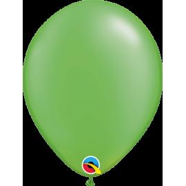 "11"" Prl Lime Green (100ct) Perlado Verde Lima"
