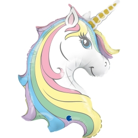 "39"" Unicornio (01ct) Minimo 3 unid"