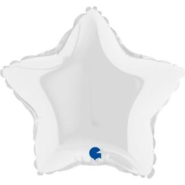 """09"""" Estrella White (01ct) Minimo 10 Unid)"""