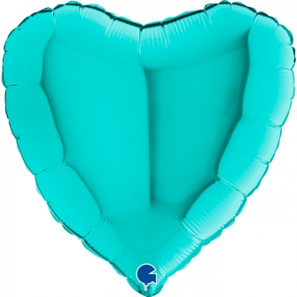 "04"" Corazón Tiffany (01ct) Minimo 10 Unid"
