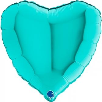 "36"" Corazón Tiffany (01ct) Minimo 3 Unid"