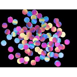 Rainbow Ombre Paper Confetti (20g)