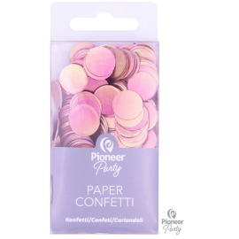 Rose Gold Paper Confetti (20g)