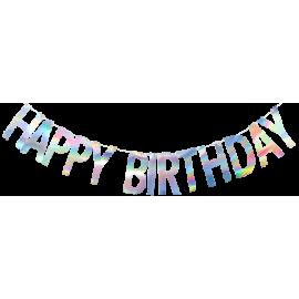 Happu Birthday + Edad Iridescent 2m (01ct)