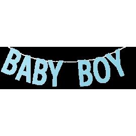 Banner Baby Boy Blue 2m (01ct)