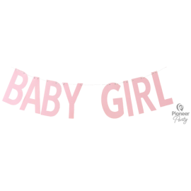 Banner Baby Girl Pink 2m (01ct)