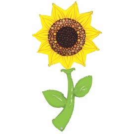 """5"""" S.P Fresh Pick Sunflower (01Ct)"""