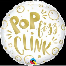 """18"""" Pop Fizz Clink (01Ct) (Mínimo 3 Unid.)"""