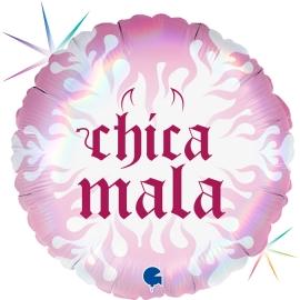 "18"" Chica Mala (01Ct) (Mínimo 3 unid.)"
