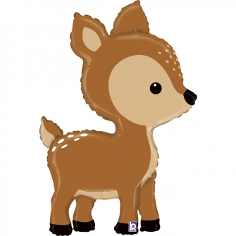 """39"""" Woodland Deer (01Ct) (Mínimo 3 Unid.)"""