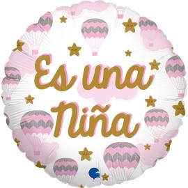 """18"""" Es una Niña (01Ct) (Mínimo 3 Unid.)"""