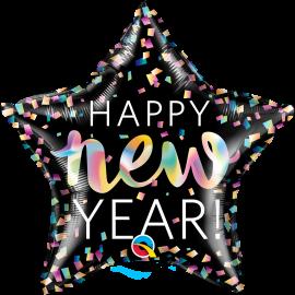 "20"" Star (01Ct) New Year Iridescent (Mínimo 3 Unidades)"