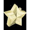 Star Balloon Weight Soft Gold (01ct)