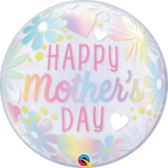 "22"" Mother´s Day Floral Pastel (01ct)"
