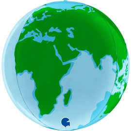 "15"" Globe Earth Planeta (01ct)"