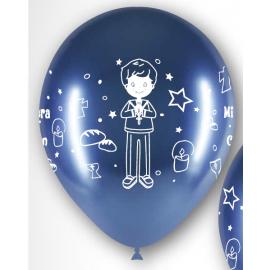 """12"""" M.D Niño Azul (50 unid)"""