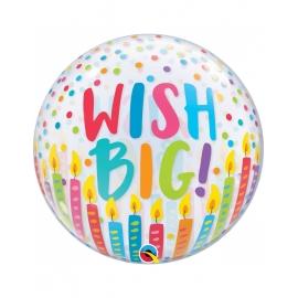 """22"""" Bubble Wish Big ! (01ct)"""