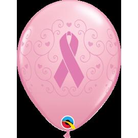"""11"""" Breast Cancer 06 unid Bolsas de 6 unid (36 unid)"""