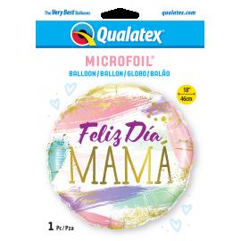 """18"""" Feliz Día Mamá (01ct) Minimo 3 unid"""