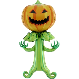"5"" Spooky Pumpkin (01ct)"