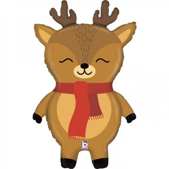 "29"" Holiday Reindeer (01ct) Minimo 3 Unid"