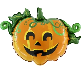 """17"""" Scary Pumpkin (01ct) Solo para aire"""