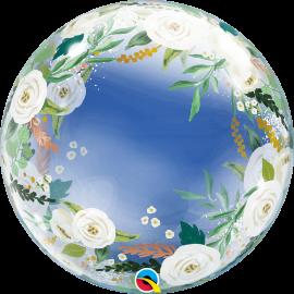 """24"""" Deco Bubble Floral (01ct) Minimo 3 Unid"""